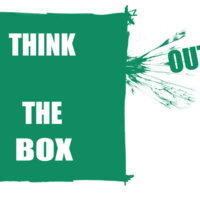 Think Outside the Box - by Yara #156