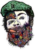 Che Guevara by Adham Hazaymeh