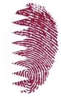Qatar Finger Print by Waleed