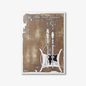 Postcard - Rababah Rock Legends (ربابة روك)