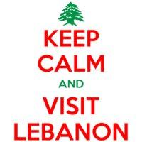 Keep Calm & Visit Lebanon