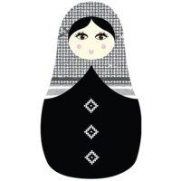 Nashmiyoshka Palestinian Woman