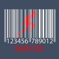 Barcode (on dark)