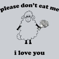 Please Don't Eat Me Sheep