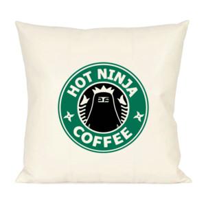 Hot Ninja Coffee