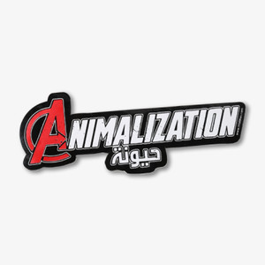 Sticker - Animalization