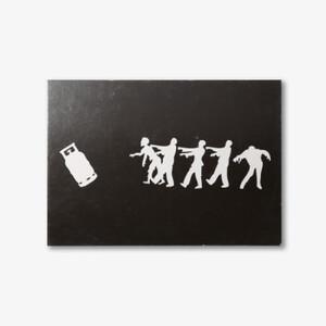 Postcard - Jordanian Zombie (زومبيز)