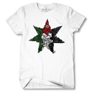 Jordanian Floral Star
