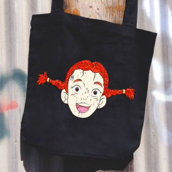 Tote Bags With Pocket Thumbnail