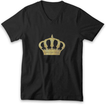 Crown JO V-neck Tshirt Thumbnail