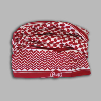 Hatta Headband Red Thumbnail