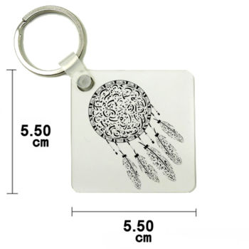 Dream Catcher Key Chain Thumbnail