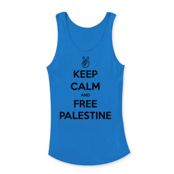 Keep Calm and Free Palestine Thumbnail