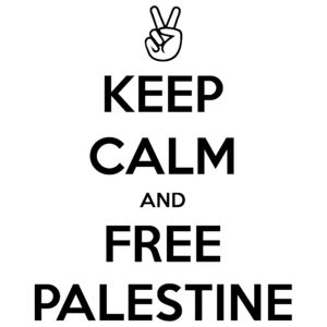 Keep Calm & Free Palestine Thumbnail