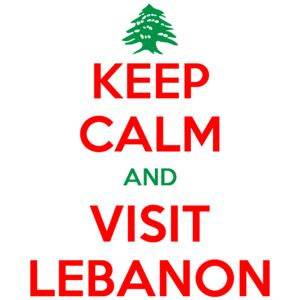 Keep Calm & Visit Lebanon Thumbnail