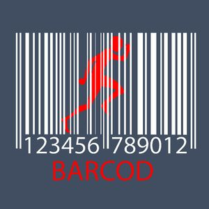 Barcode (on dark) Thumbnail