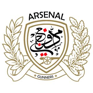 Arsenal (on white) Thumbnail