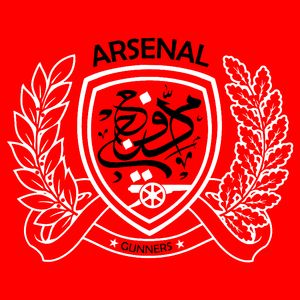 Arsenal (on red) Thumbnail