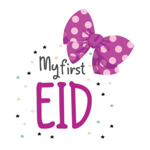 My first Eid girly - by Qamar Al Jouhari Thumbnail