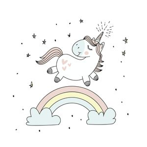 Unicorn - by Qamar al Johari Thumbnail